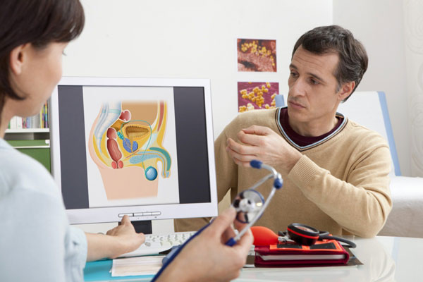Диагностика рака предстательной железы у мужчин